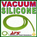 Sample of Green Silicone Vacuum Tube